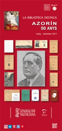 azorin-biblioteca-valenciana exposicion