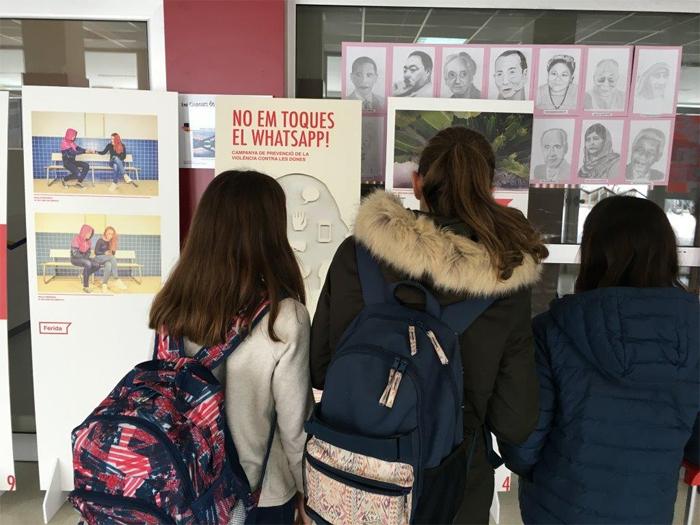 exposiciones noemtoqueselwhatsapp 2017 comunidad valenciana municipios