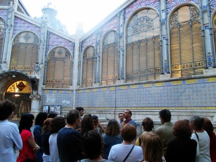 rutas guiadas valencia centro historico valencia