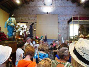 ruta puerto valencia visitas guiadas adzucats semana santa museo