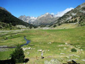 viajes culturales españa valle Benasque adzucats