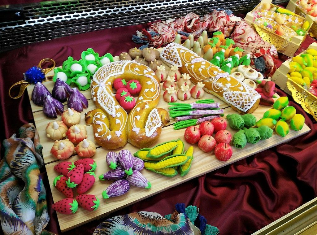 nou octubre dulces sant donis XXXVI concurso gremio panaderos pasteleros