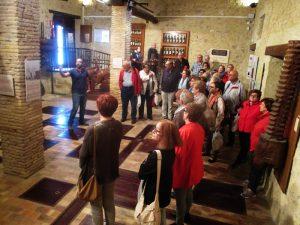 jornada gastrocultural terres alforins excursion grupos mediterraneo interior adzucats