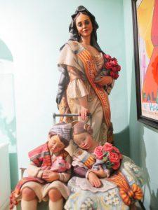 exposicion ninot museo fallero actividades 2018