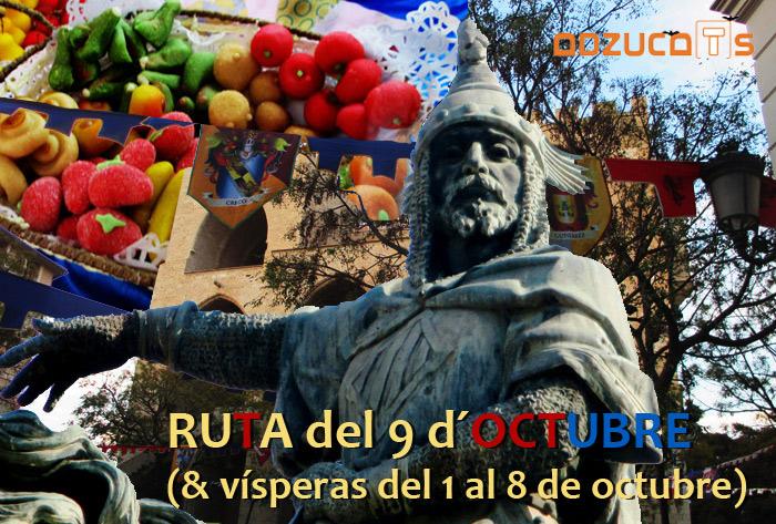 ruta nou de octubre rutas guiadas valencia adzucats