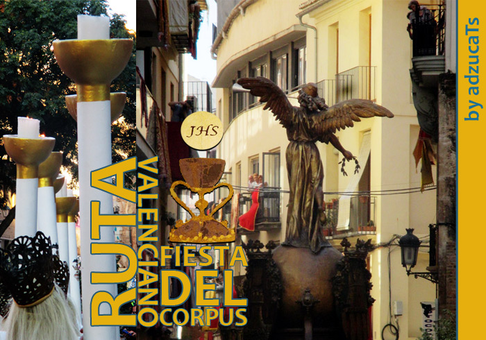 ruta-fiesta-corpus-valenciano rutas guiadas valencia adzucats