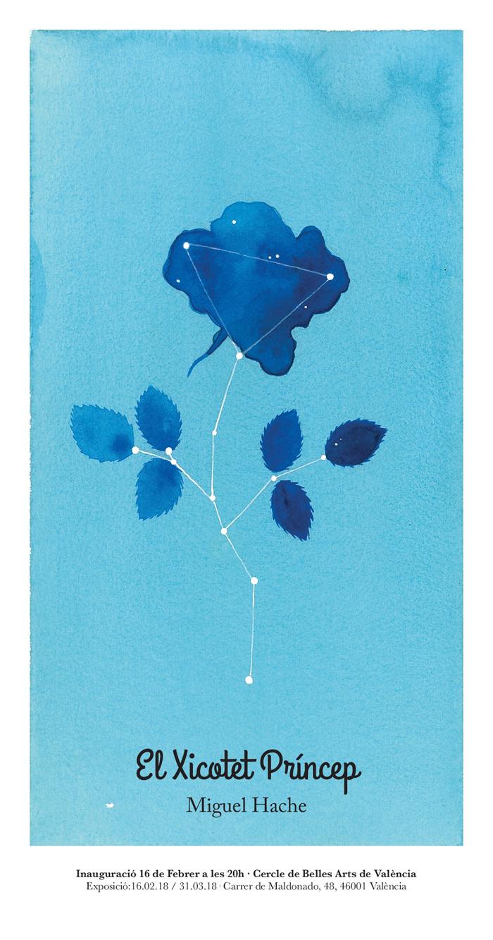 xicotet-princep-exposicion-miguel-hache-circulo bellas artes valencia