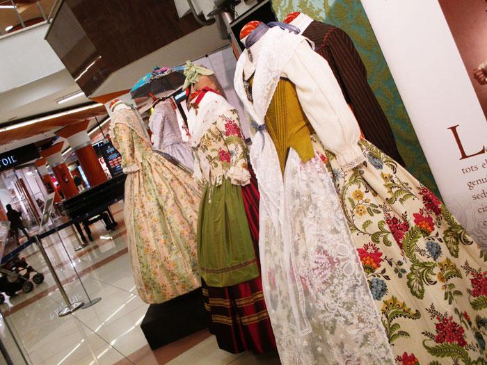 concurso exposicion-maquetas-fallas-nuevo-centro-2018 e escenas indumentaria valenciana