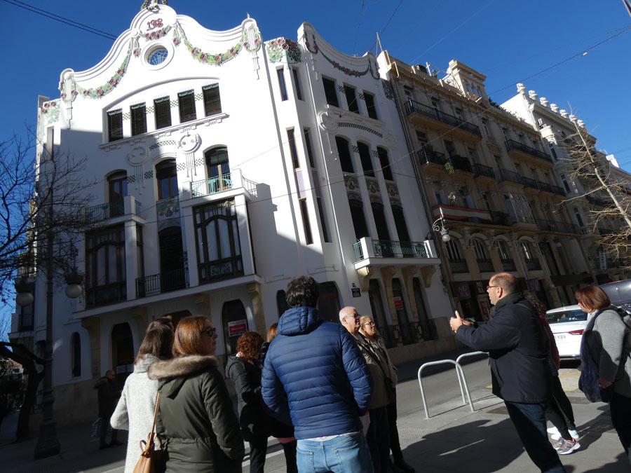 ruta confiteria valenciana rutas guiadas valencia