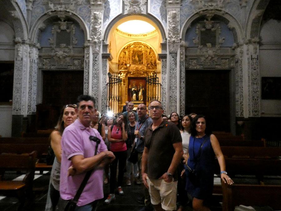 RuTa de San Vicente Ferrer y visiTa a los Baños del Almirante